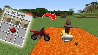Very Crazy Minecraft Viral TikTok Hacks 🔥🔥🔥