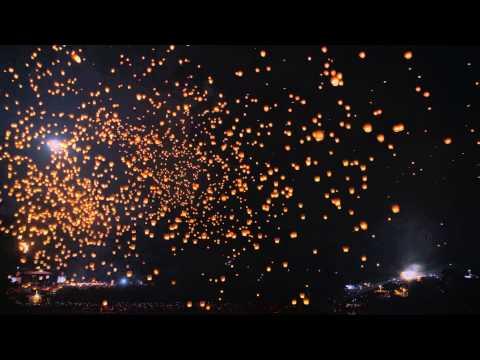 【平溪天燈節】縮時攝影