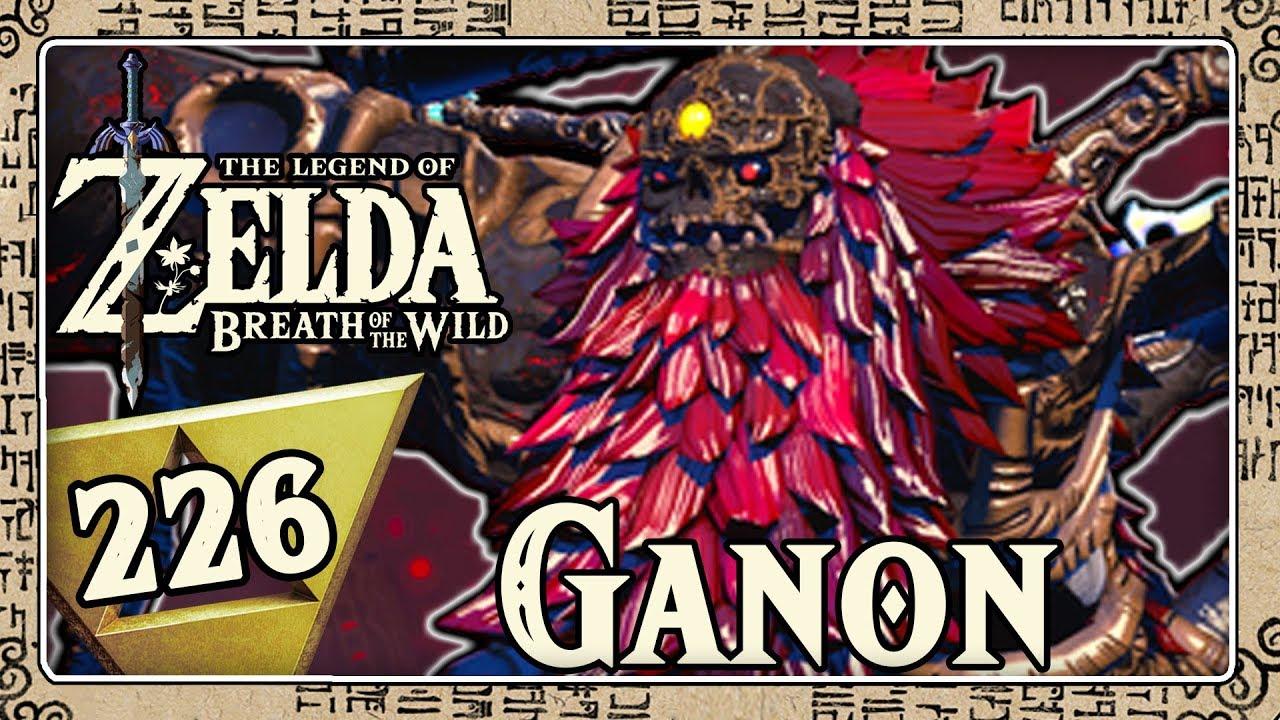 The Legend Of Zelda Breath Of The Wild Part 226 Final Battle Against The Devastation Ganon