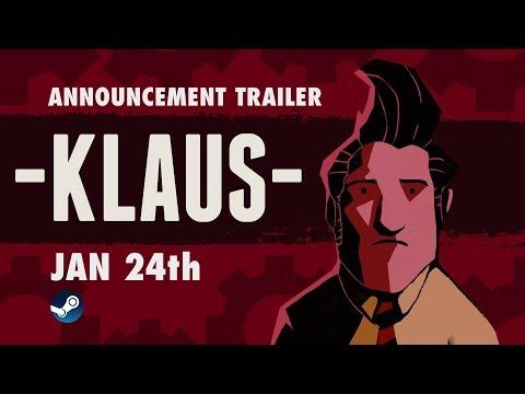 Klaus – это платформер об экзистенциальном кризисе в офисе