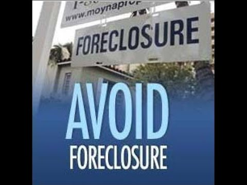 Stop foreclosure  If you are 30, 60, 90  days or more  behind Even Non judicial States