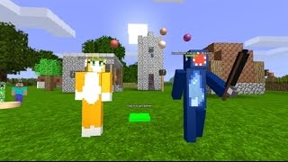 Meet My Annoying Friend! XD|| Stampy's Lovely World on Roblox