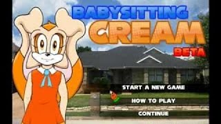 Babysitting Cream[No Commentary] Simi Clean
