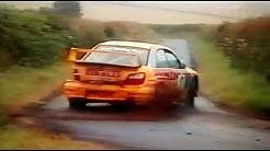 Rally Crash Derek McGarritty