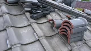 瓦屋根でやってはいけないコーキング処理です❗ thumbnail