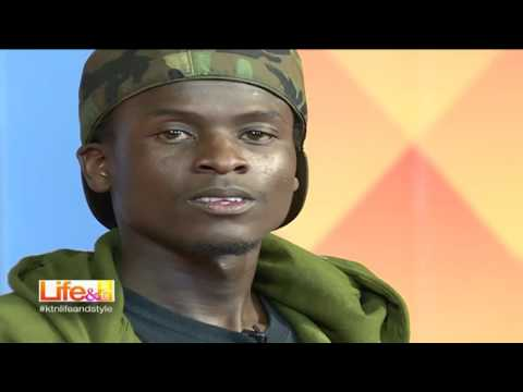KTN Life and Style : Artistic Tuesday, Spoken  art with Teardrops 29/11/2016