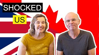 WHAT SHOCKED US ABOUT LIVING IN CANADA | Moving From The U.K.