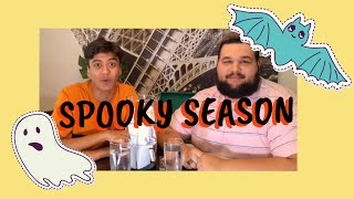 At Our Table: SPOOKY SEASON!