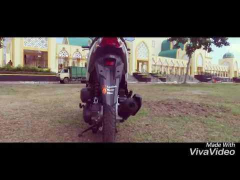 Lombok Motor Bike Rental at Islamic Centre NTB