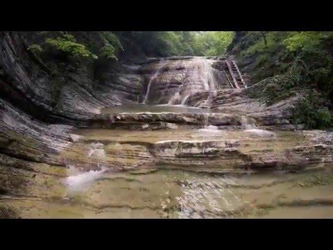 Геленджик. Плесецкие водопады | Очередные выходные | Краснодар
