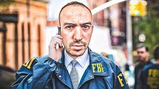 J'INTÉGRE LE FBI !