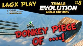 DONKEY PIECE OF **** - LAGx Play Trials Evolution: Gold Edition #8