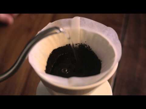 Starbucks How to Brew Pour-Over Coffee