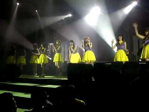 Cherrybelle covering Without You @Family Concert 4-11- in Medan