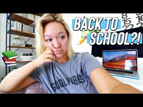 BACK TO SCHOOL VIDEOS??