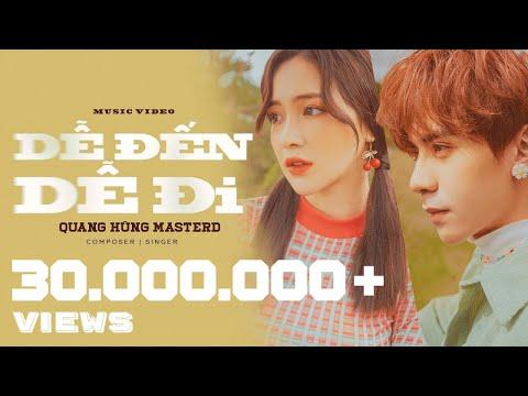 Quang Hùng MasterD - Dễ Đến Dễ Đi (4D) / OFFICIAL MUSIC VIDEO