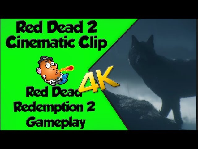 Red Dead 2 Cinematic Clip | Red Dead Redemption 2 | Xbox One X Gameplay