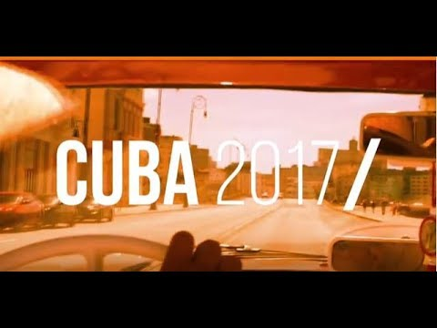 TRAVEL TO CUBA IN MAY 2017 (HD)