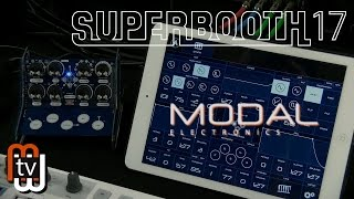 Craft от Modal Electronics (Superbooth 2017)