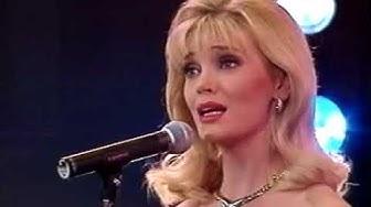 ANU HÄLVÄ - Jossain - Somewhere. Arr. Jari Puhakka (Telvis-gaala 1996, MTV3)