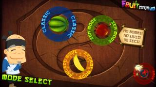 Fruit Ninja HD PC Gameplay