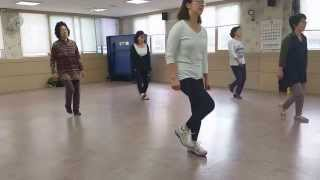 Linedance Beautiful waste of time(by Christina yang)demo