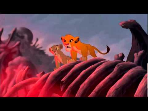 The Lion King Legacy Collection: The Elephant Graveyard (Score)