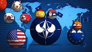 видео: Countruballs-альтернативное Будущее Евразии и Сев.Америки-3 серия