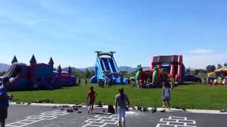 #1 Giant Water Slides & Jumper- Bounce House Rentals Inland Empire