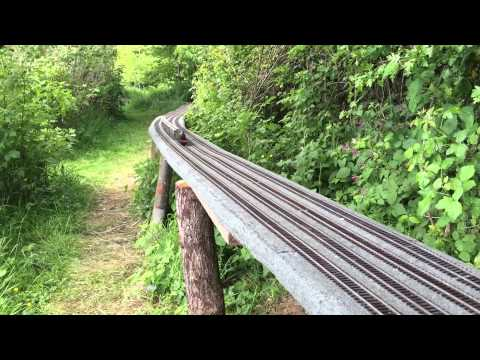 Garden Railway - Hornby Star, Bachmann City and E4