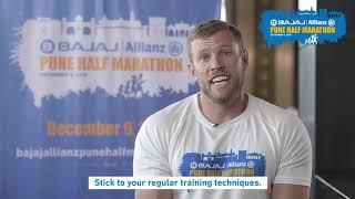 5 Pre- Marathon tips from Ryan Hall