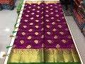 Kanchipuram Semi Silk Saree Low Price 799 || Latest kanchipuram semi silk sarees manufacturer