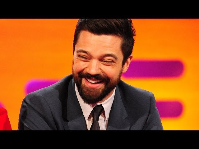 Dominic Cooper tells a story about exposing himself -The Graham Norton Show: Episode 17 – BBC