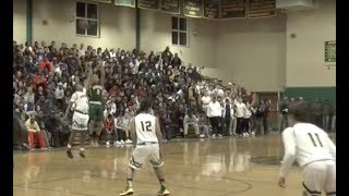 Notre Dame/West Haven @ Hamden High School Boys Varsity Basketball