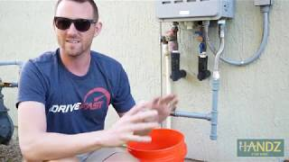 Tankless Water Heater Flush - How to Descale