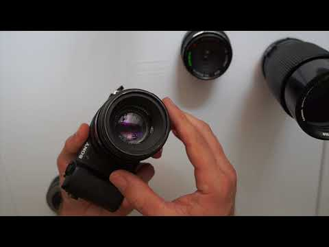 Camera Review: Sony a5100