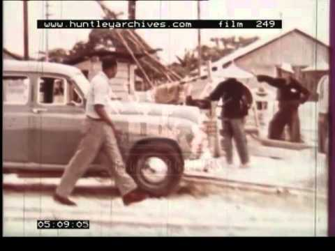 Malayan Rubber and Tin, 1950's - Film 249