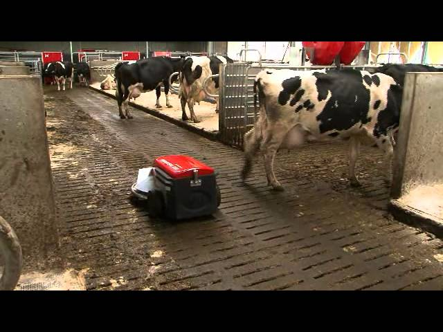 Lely Discovery - How it works
