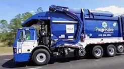 Automated Waste Collection with Progressive Waste Solutions