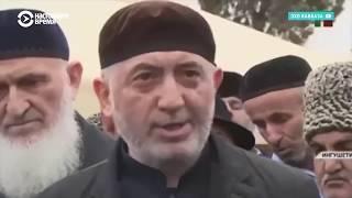 #Ингушетия: ночной визит Лорда и суд по шариату