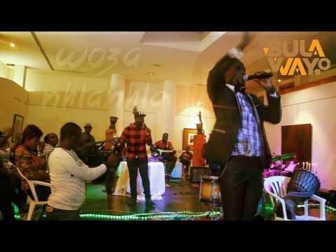 Hwabaraty ft Percy …… Ngikwenzeleni (live)