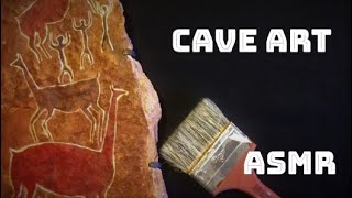 ASMR - Cave Art and Life in Prehistoric Times