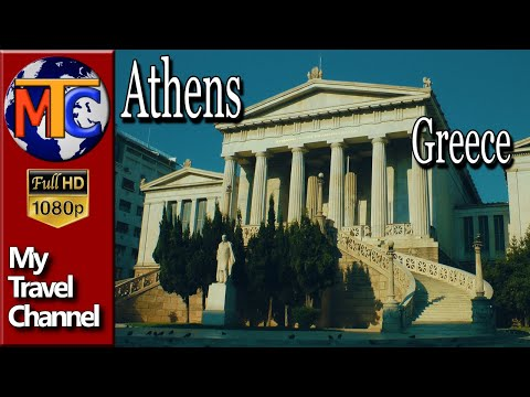 Monuments Of Classical Athens ✔