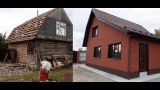як зробити цокольний поверх в дерев'яному будинку