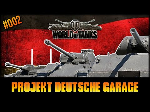 Projekt deutsche Garage