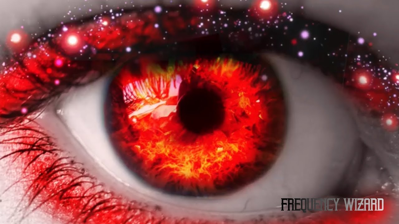 Ful Biokinesis 2017 Get Fiery Red Orange Eyes Fast Change Your Eye Color Hypnosis Subliminal You