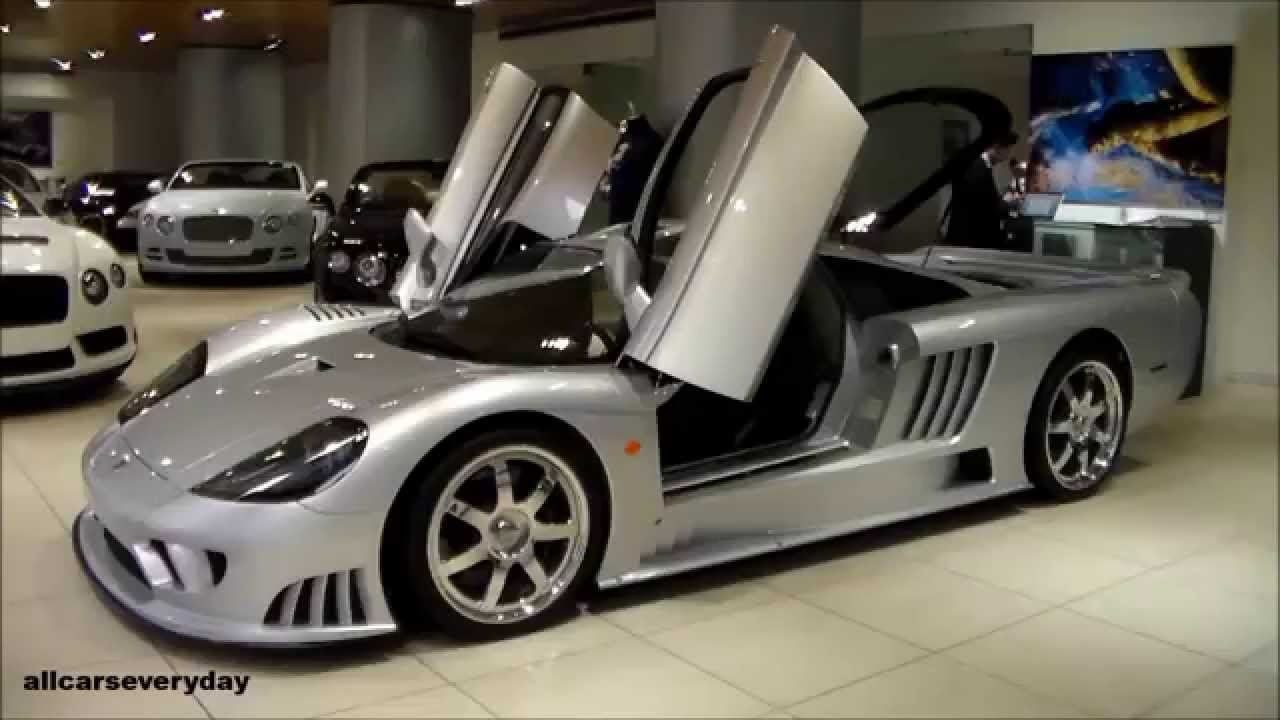 Saleen S7 For Sale >> Saleen S7 For Sale Youtube