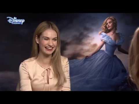Georgia Lock Meets Cinderella   Disney Channel UK HD
