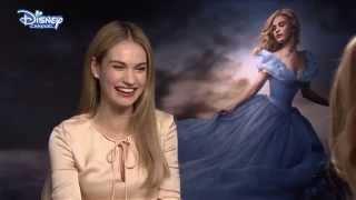 Georgia Lock Meets Cinderella - Official Disney Channel UK HD