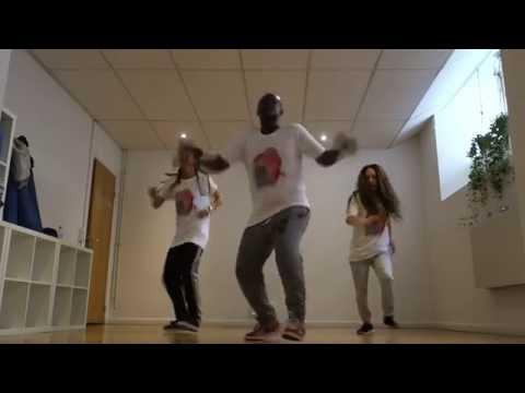#DAR - Real Actions Pantsula - Dance Session - Oskido - Woza Nana- Sara Galan
